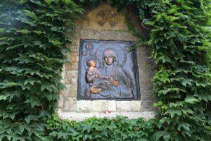 crkva-ružica-kalemegdan-bogorodica-ikona