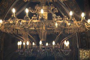 crkva-ružica-kalemegdan-luster
