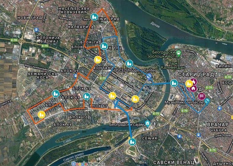 beogradski-maraton-2021-trasa